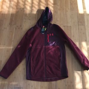Brand New Under Armour Cold Gear Jacket